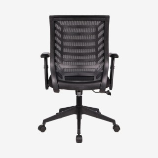 Vue de dos du fauteuil REVAN