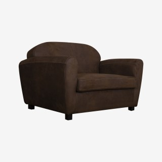 Vue de trois-quarts du sofa CABB