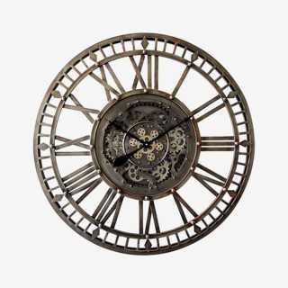 ENGRENAGE horloge
