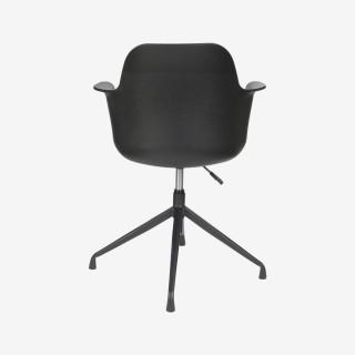 Vue de dos du fauteuil de bureau DETROIT