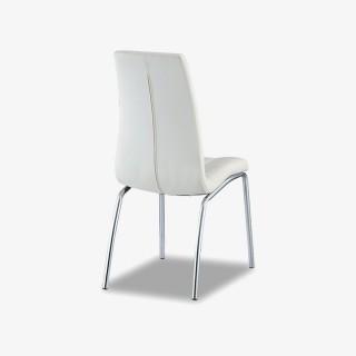 Vue de dos de la chaise ROSE