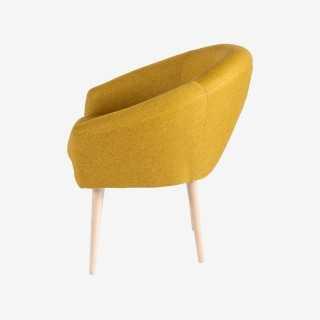 Vue de profil du fauteuil AVANT