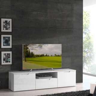 Vue d'ambiance du meuble TV FIONA