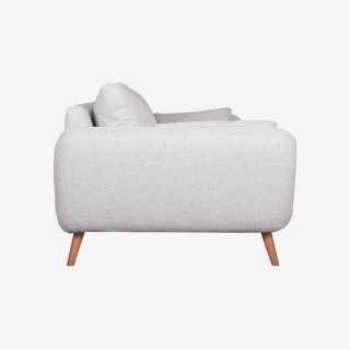 Vue de profil du canapé OASIS