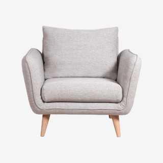 Vue de face du fauteuil OASIS