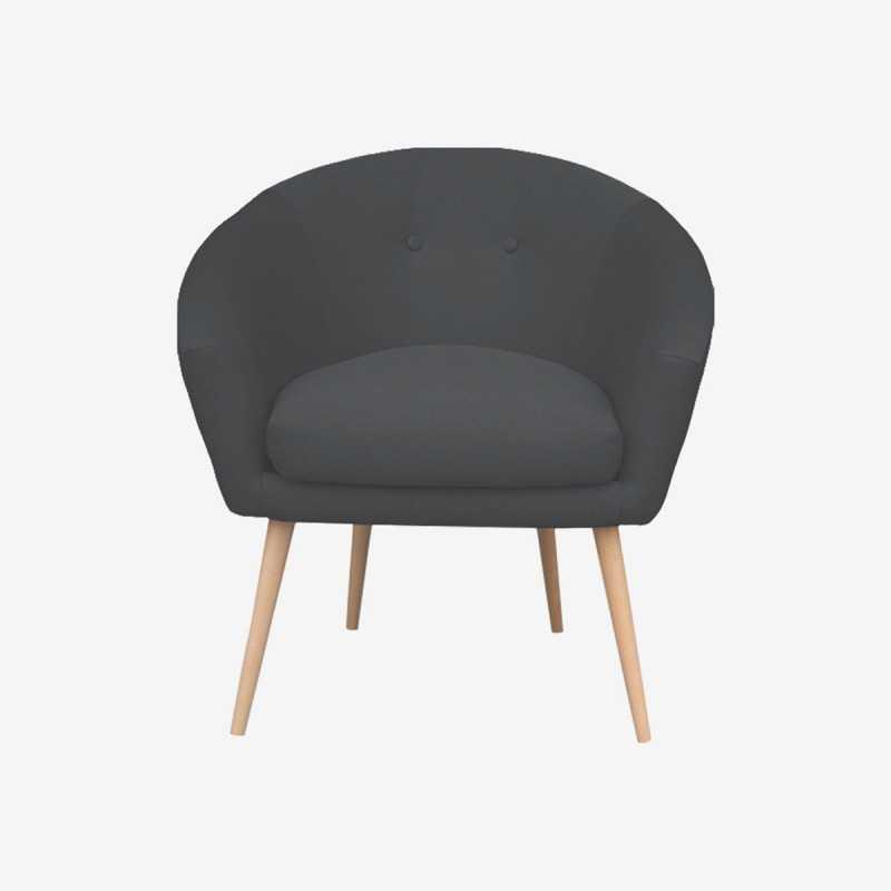 Vue de face du fauteuil AVANT