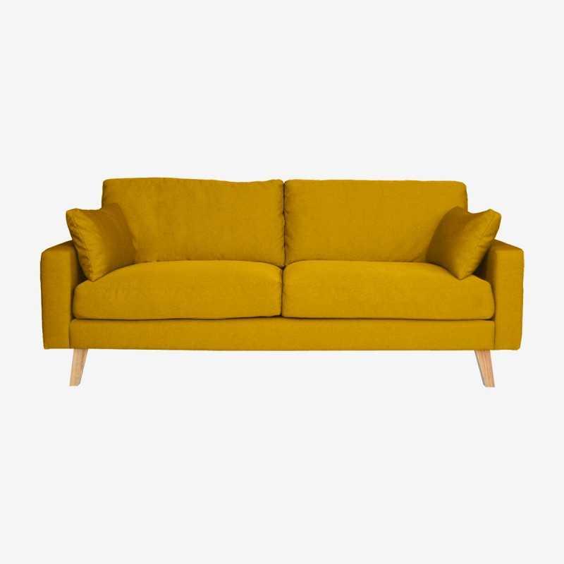 Vue de face du canapé STOCKHOLM 2,5P