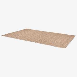Vue de trois-quarts du tapis ADAM