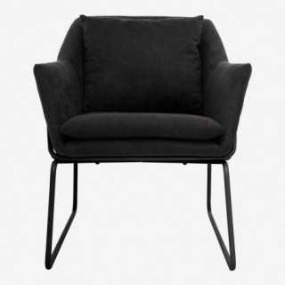Vue de face du fauteuil JHET