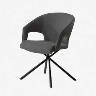 Vue de trois-quarts du fauteuil LARI