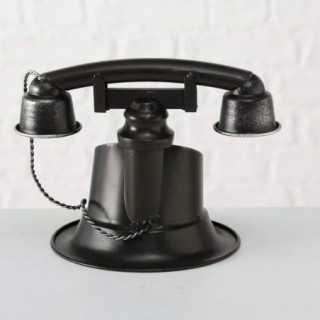 Vue de dos de l'horloge TELEFON