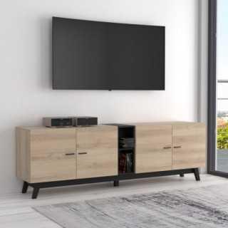 Visuel d'ambiance du meuble TV FAREA