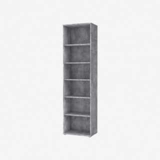 Vue de dos de l'étagère BOBOOK