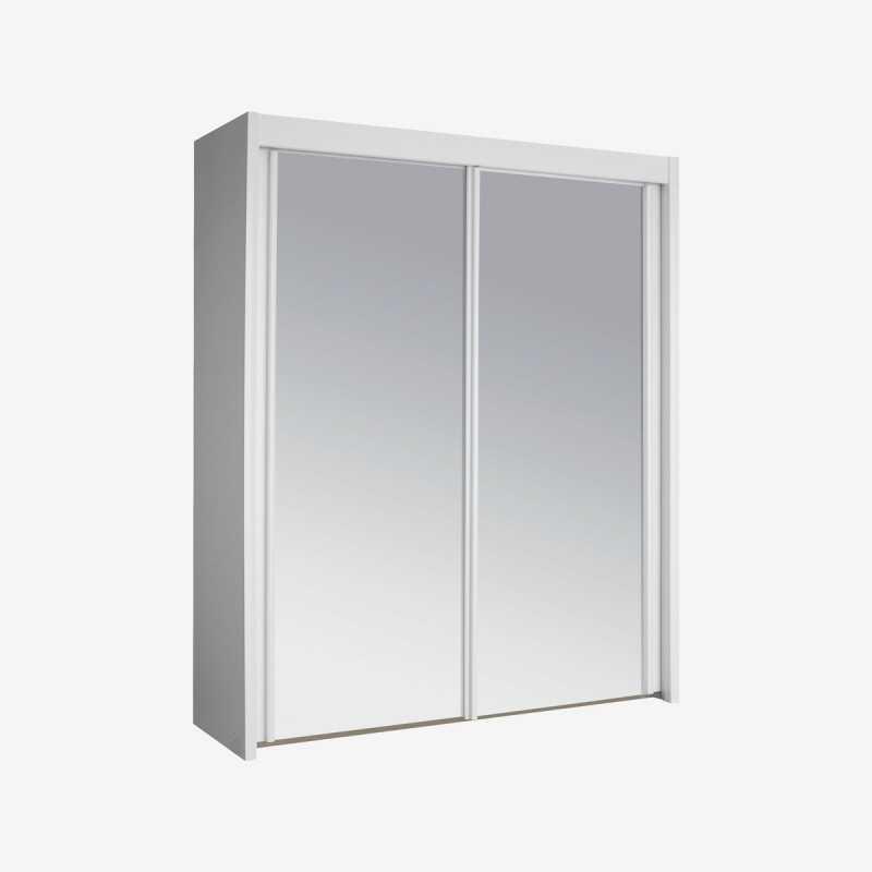 Vue de trois-quarts de l'armoire IMPERIAL