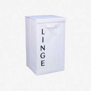 Vue de trois-quarts de la lingère LINGE