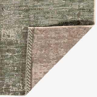 Vue détaillée du tapis CATANIA
