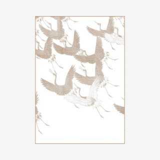 Vue de face du tableau RYOKO envol