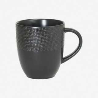 Vue de face du mug VEZUVIO
