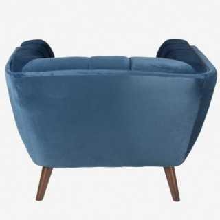 Vue de dos du fauteuil MERYL