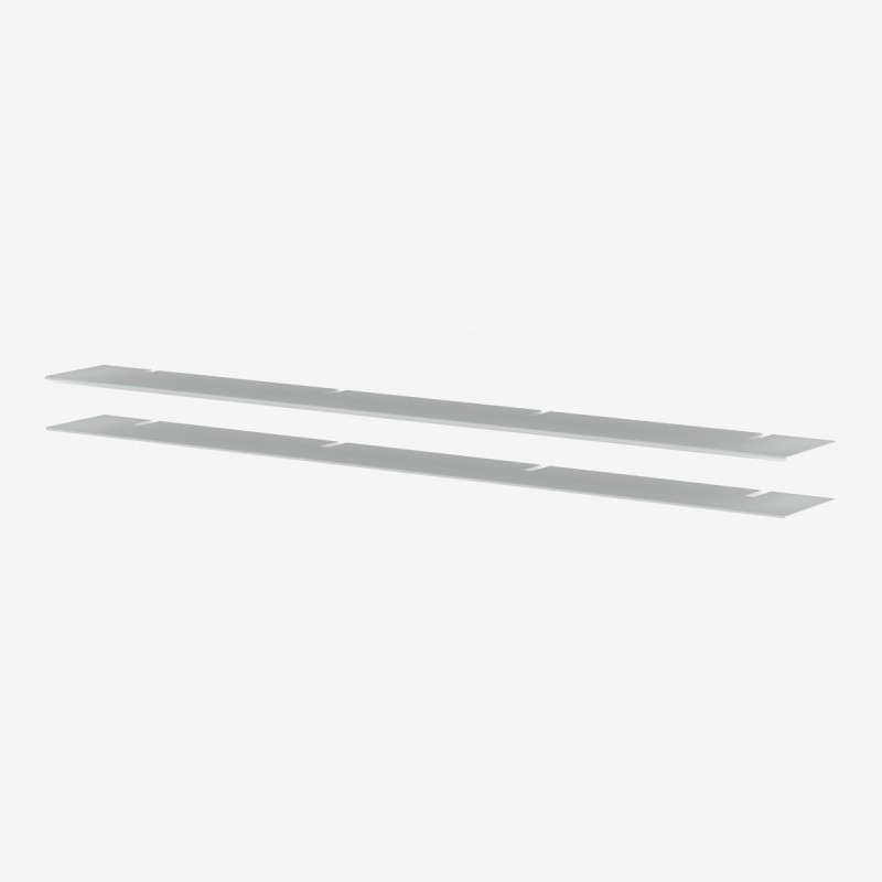 Vue de trois-quarts du jeu de 2 tablettes 224 BRIDGE