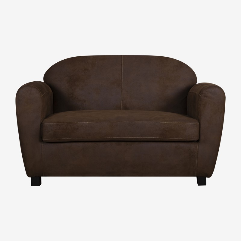 Vue de face du sofa CABB