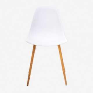 Vue de face de la chaise MAHO