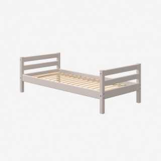 Vue de face du lit COMBI 90x190