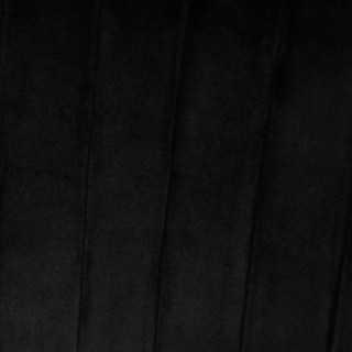 Vue du tissu gris du fauteuil CARMEN
