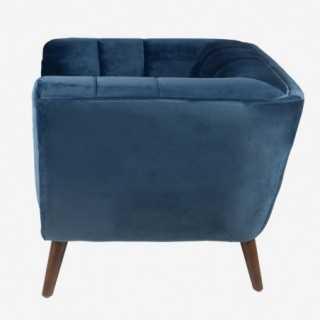 Vue de profil du fauteuil MERYL