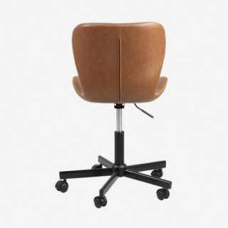 Vue de dos du fauteuil de bureau ATILA