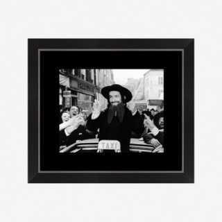 Vue de face de l'affiche Rabbi Jacob