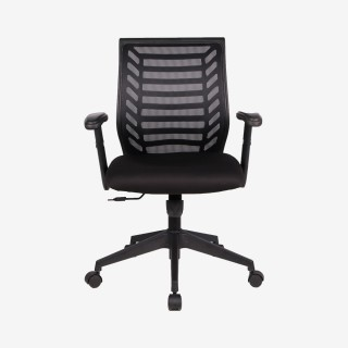 Vue de face du fauteuil REVAN