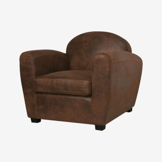 Vue de trois-quarts du fauteuil CABB