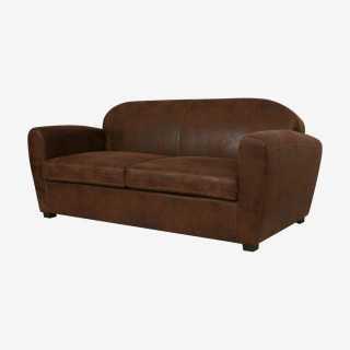 Vue de trois-quarts du canapé CABB