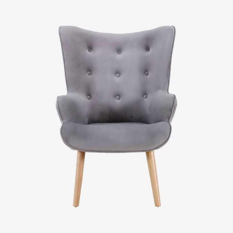 Vue de face du fauteuil ZOPY