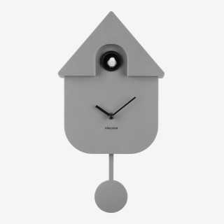 Vue de face de l'horloge CUCKOO
