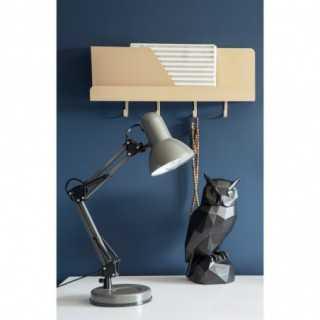 Mise en ambiance de la lampe de bureau HOBBY