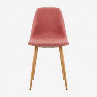 Vue de face de la chaise JOKA