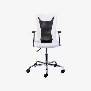 Vue de face de la chaise IBERIS