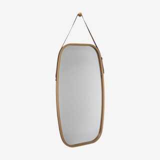 Vue de face du miroir LEA