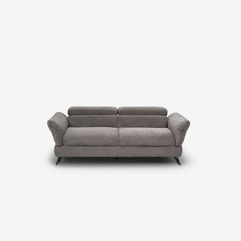 Vue de face du canapé 2