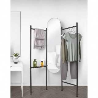 Mise en ambiance du miroir-valet FLOOR