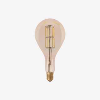 Vue de face de l'ampoule à suspendre TORSA