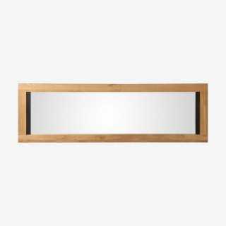 Vue de face du miroir MANHATTAN