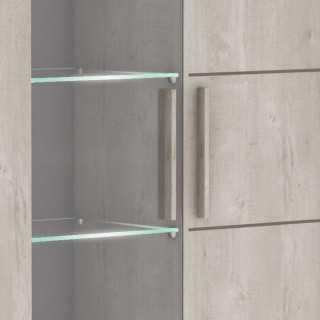 Vue détaillée de la vitrine Baleares