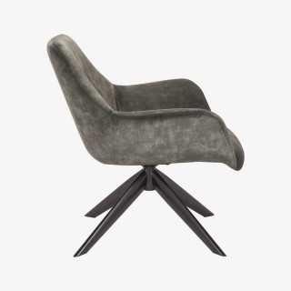 Vue de profil du fauteuil REGAS