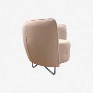 Vue de profil du fauteuil SION