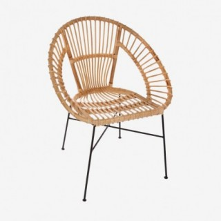 Vue de trois-quarts du fauteuil JITO