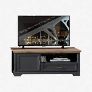 Vue de face du meuble TV petit modèle NORTON