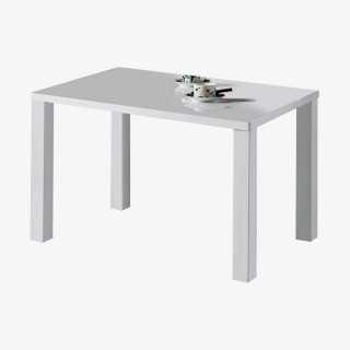 Vue de trois-quarts de la table ROSIE